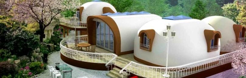 Строительство частных домов: современные технологии и зарубежный опыт