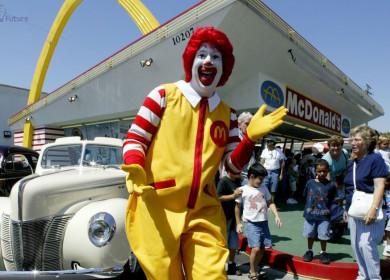 Ключевые элементы в маркетинговой стратегии McDonald's
