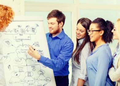 Презентация инновационных процессов в коммерческой деятельности