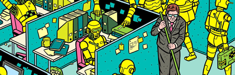 Замена людей роботами: в каких сферам проходит активная замена и грозит ли нам это безработицей