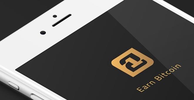 Мобильное приложение для заработка криптовалюты