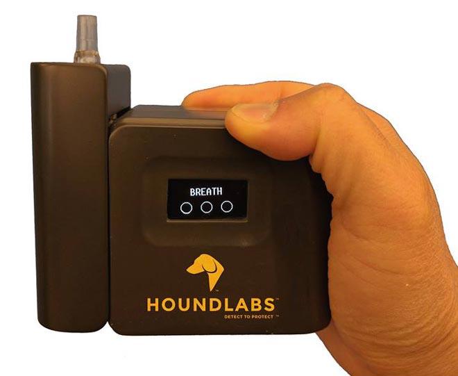 Прибор разработанный HoundLabs
