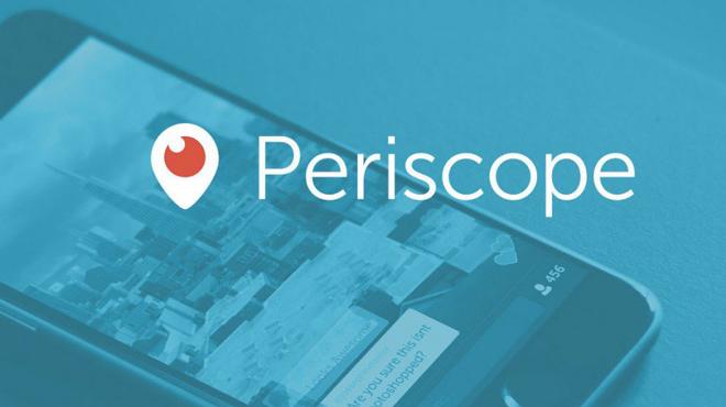 Приложение Periscope
