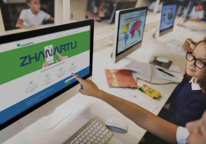 Поддержка казахстанских стартапов Zhanartu