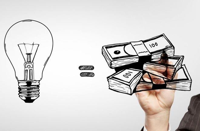 идея и деньги