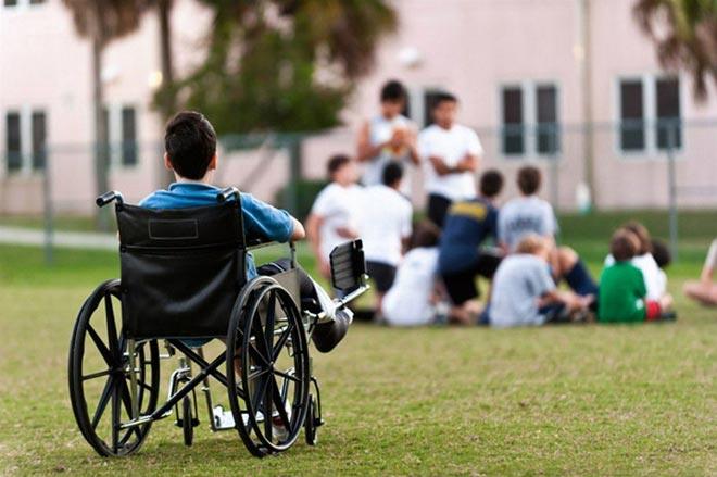 Люди инвалиды