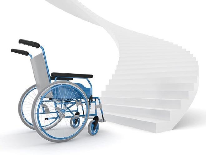 Кресло объезжающее препятствия
