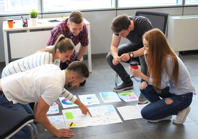 Обсуждение идеи стартапа