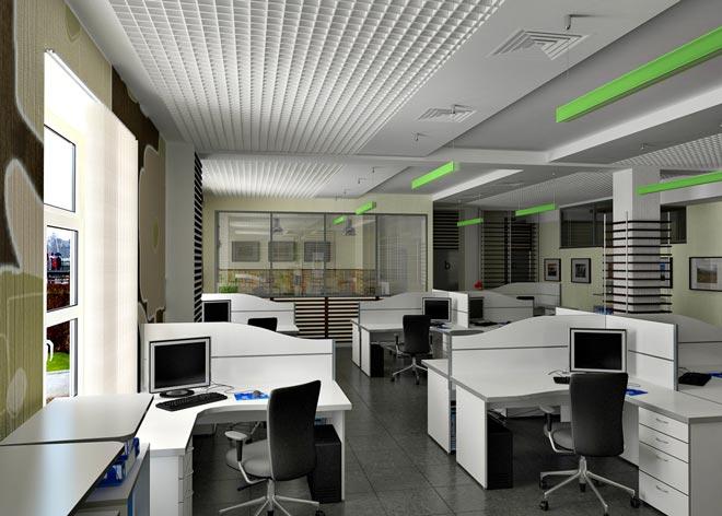 Офис бизнес-инкубатора