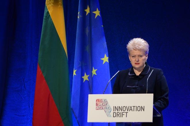 Приветствие Президента Литвы