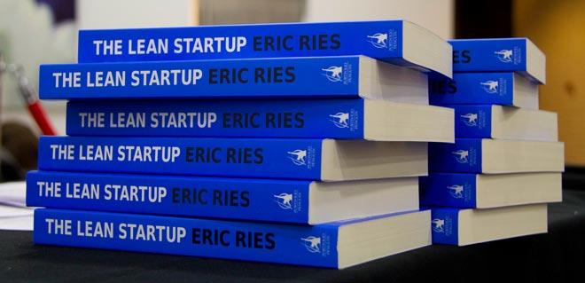 книги Lean Startup