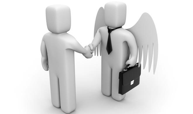 помощь от бизнес-ангелов