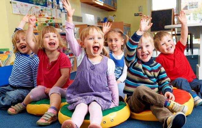 Детский сад в наукограде
