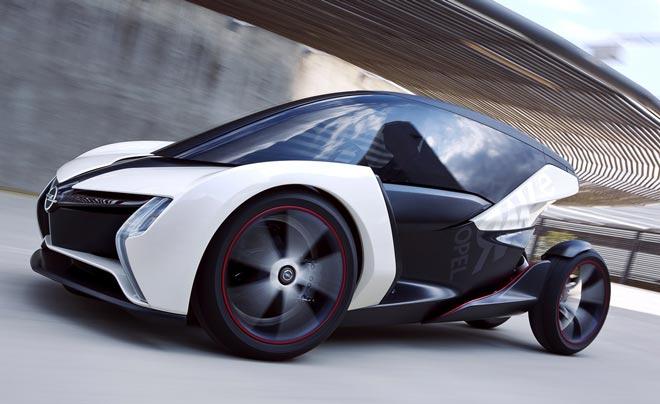 Инновационный автомобиль
