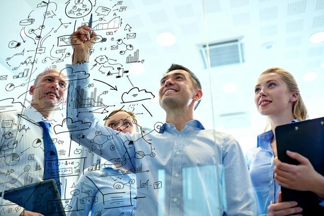 Создание нового бизнес плана
