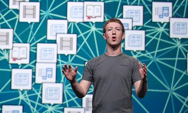 Facebook стартап
