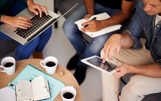 единомышленники для стартапа