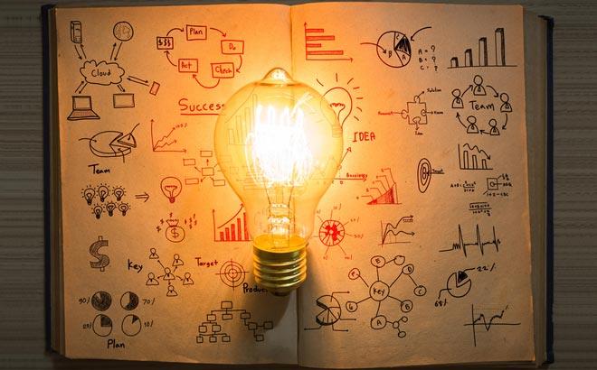 инновационные идеи в книгах