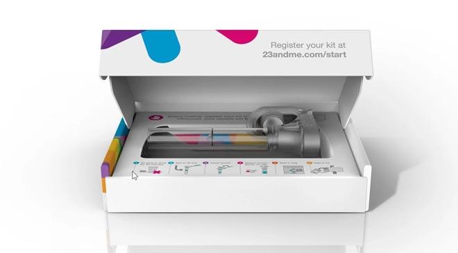 Генетический Карманный Тест