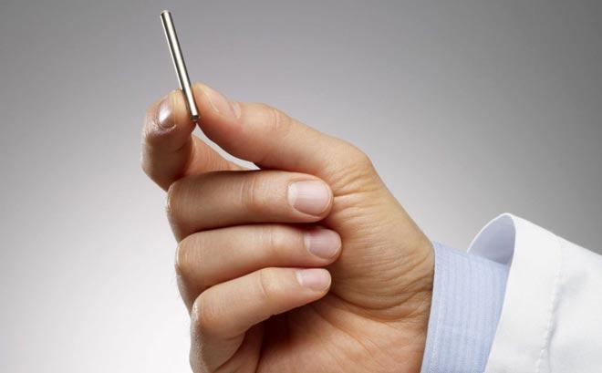 чип для вживления от Intarcia Therapeutics