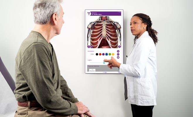диагностика пациента в центре Outcome Health
