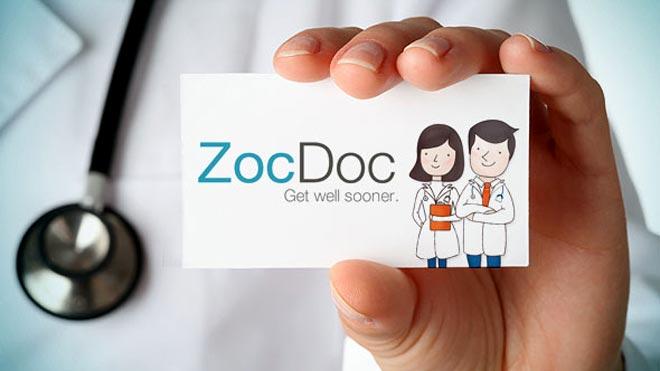 логотип Zocdoc