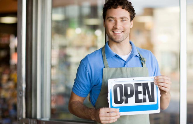Открытие нового бизнеса
