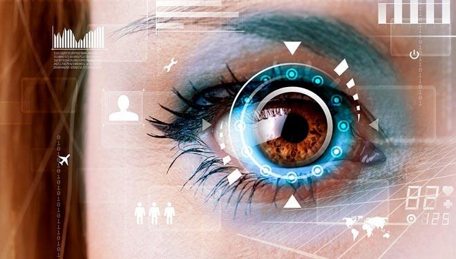 Имплантат сетчатки глаза