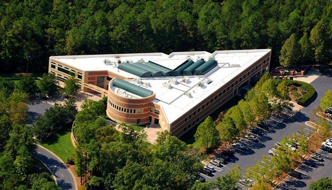 Центр биотехнологий Северной Каролины