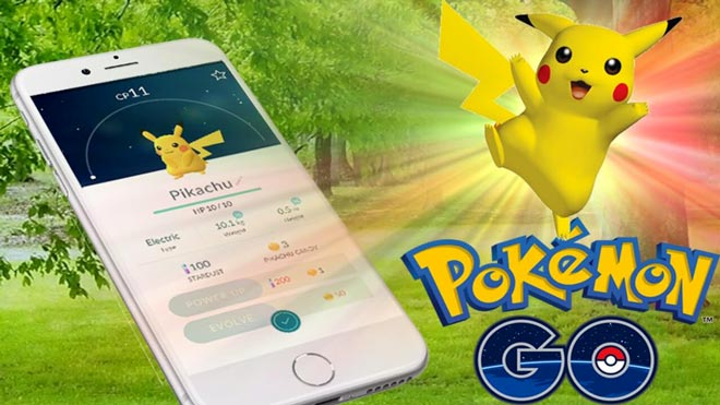 Концепция Pokemon Go
