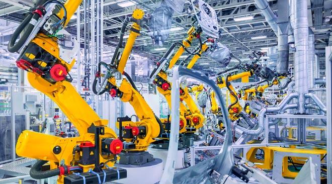 инновационная автоматизация промышленного производства
