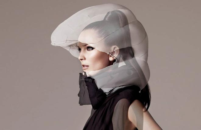 невидимый шлем Hövding