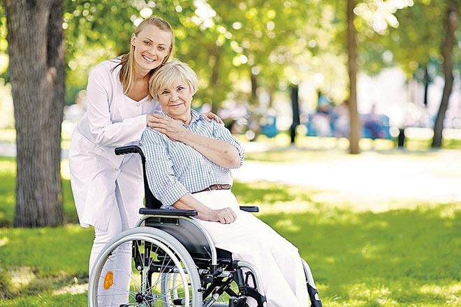 поддержка инвалидов в Швеции