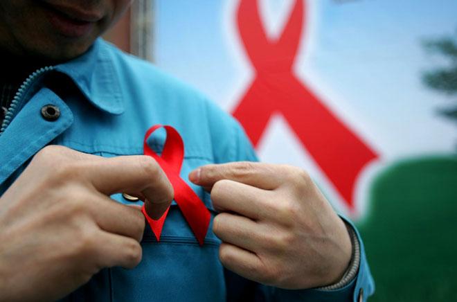Символ борьбы с ВИЧ