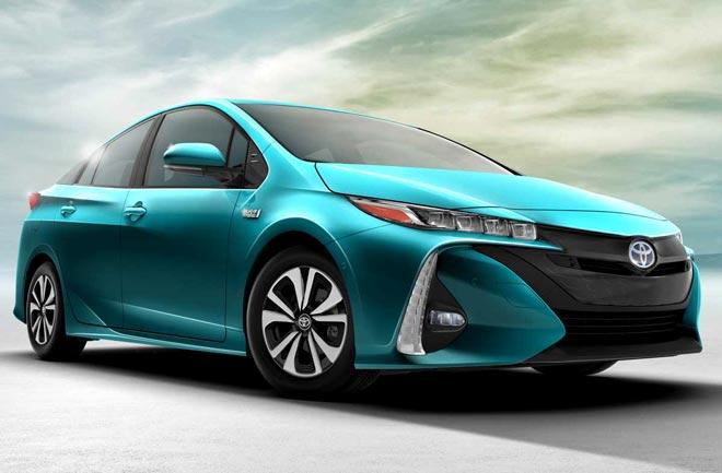 презентация Toyota Prius