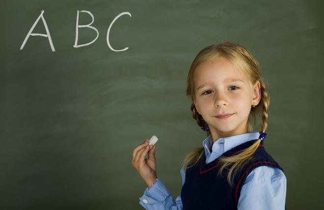 ребенок в роли учителя