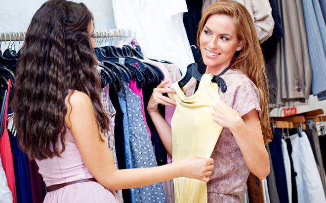 Консультация в выборе одежды