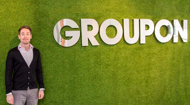 стартап Groupon