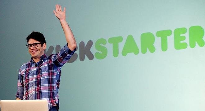 бизнес модель KickStarter