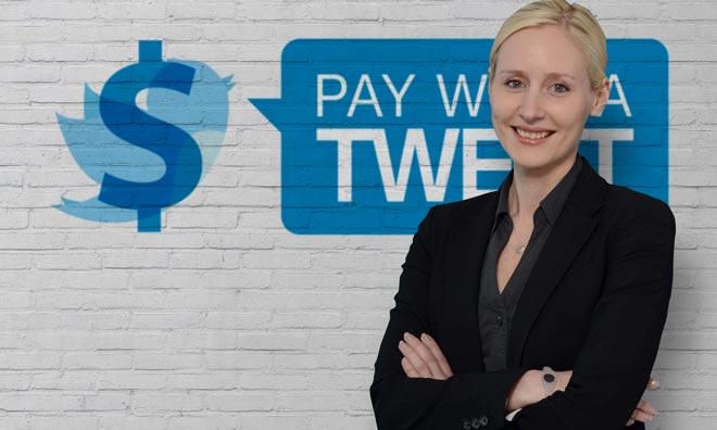стартап PayWithaTweet