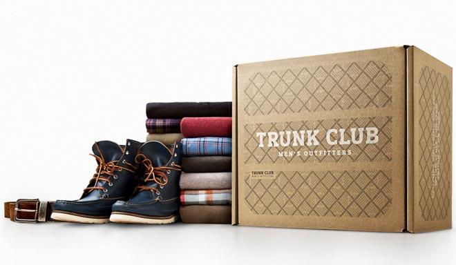 стартап Trunk Club