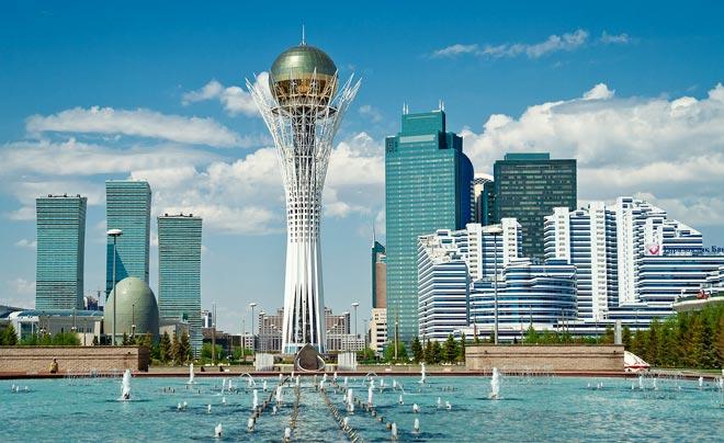 Астана столица Казахстатна