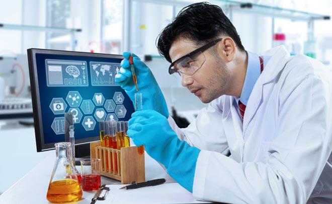 лаборатория Казахстан