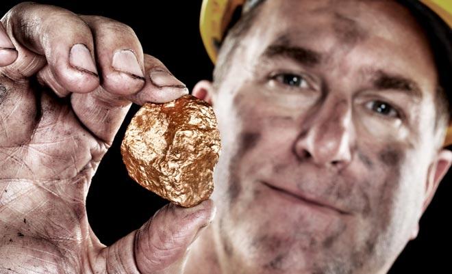 добыча драгоценных металлов