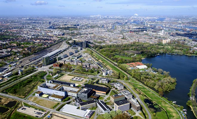 Наукоград в России