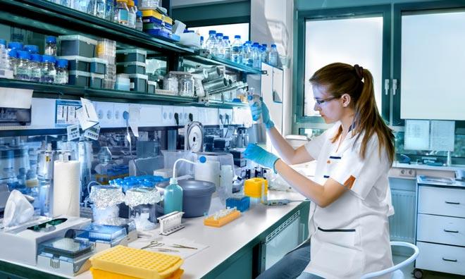 Химическая лаборатория в наукограде