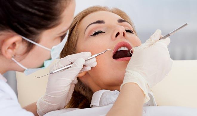 Лечение зубов под седативной терапией