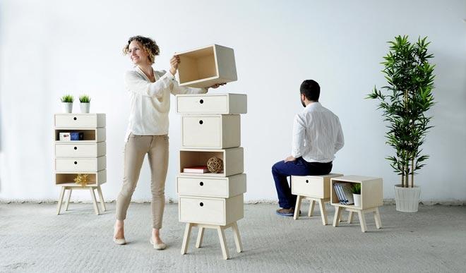 мебельный стартап Marlo Furniture