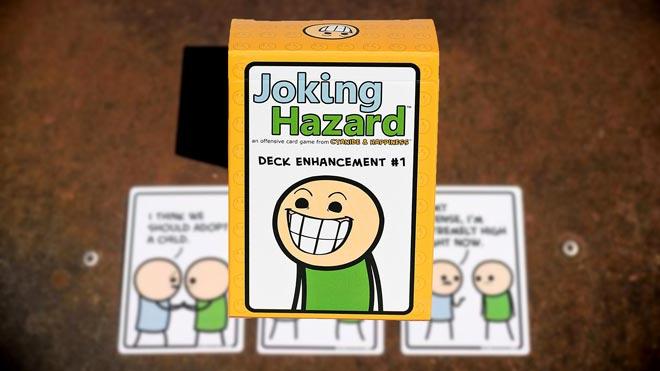 карточная игра Joking Hazard