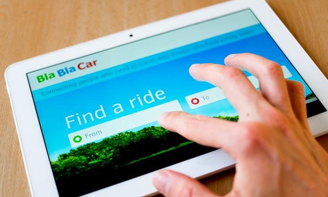 сервис BlaBlaCar